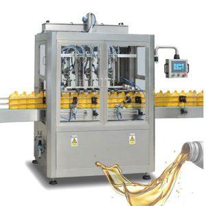 100 - 5000 мл шингэн саван дүүргэх машин тос тосолгооны шугам