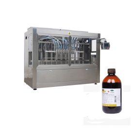 Пестицид / химийн зориулалттай 3000 В / Н 1л эмийн шингэн шингэн дүүргэх машин