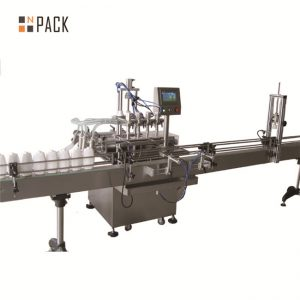 6.5 кВт-ын автомат шингэн шингэн дүүргэх шугам 20 - 50 шил / мин багтаамжтай