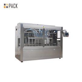 12 цорго бүхий цорго бүхий автомат цэвэрлэх бодис 30ml-5L цаг суурилсан автомат дүүргэлт хийх зориулалттай шингэн дүүргэх машин