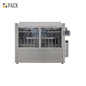 250ML-5L шингэн саван / лосьон / шампуньд зориулсан PLC удирдлагатай автомат оо дүүргэх машин