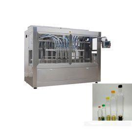 0.5-5 литрийн багтаамжтай шил / цагаан тугалгатай лаазанд зориулсан поршений оюуны тариа хийх машин