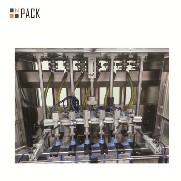 Лонх дүүргэх зориулалттай шингэн тос түрхэх шингэний дүүргэлт машин
