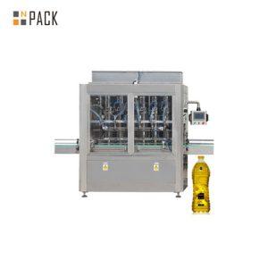 Liner гэрийн тэжээмэл лонхны зуурамтгай шингэн хөдөлгүүртэй тос дүүргэх сав баглаа боодлын машин