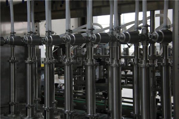 Шингэн угаалгын нунтаг шүршүүрийн гель шилэн шингэн шингэн дүүргэх машин