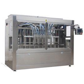 Servo мотороор хөтлөгдсөн бүрэн автомат хийн поршений шүршүүрийн гель дүүргэгч