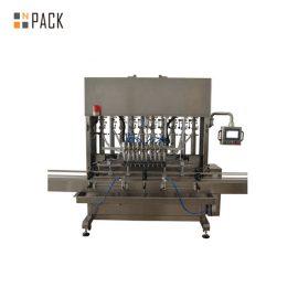 Зэврэлттэй цайруулах халдваргүйжүүлэх лонхны шингэн дүүргэлт машин