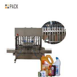 Олон үйлдэлт шил цэвэрлэгч шингэн шингэн саван дүүргэх машин Автомат шингэн шингэн дүүргэх шугам